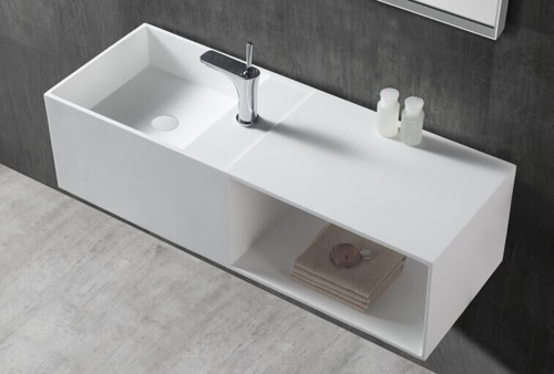 Picture of SOLID SURFACE SINK MAT 110x40x30 cm