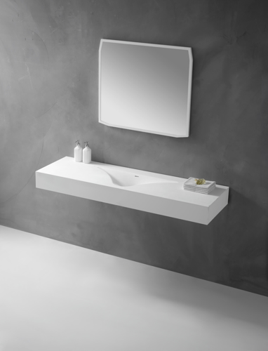 Picture of SOLID SURFACE SINK MAT 160X50X15 CM
