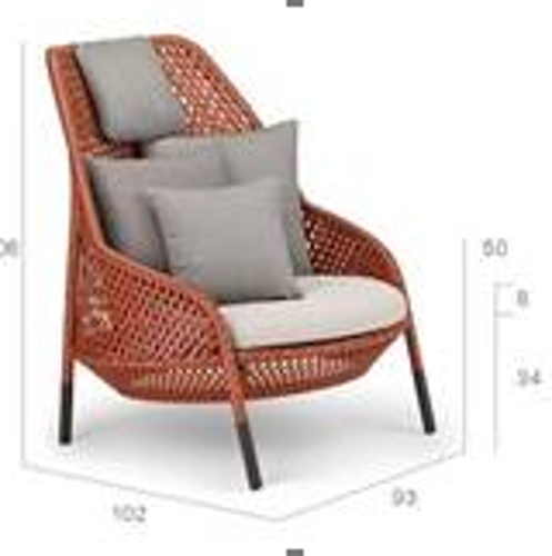 Picture of LEFFO LEISURE CHAIR 92X93Xh108 CM