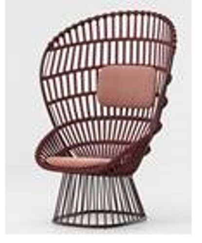 Picture of SHIRLY LEISURE CHAIR 105X75Xh152 CM