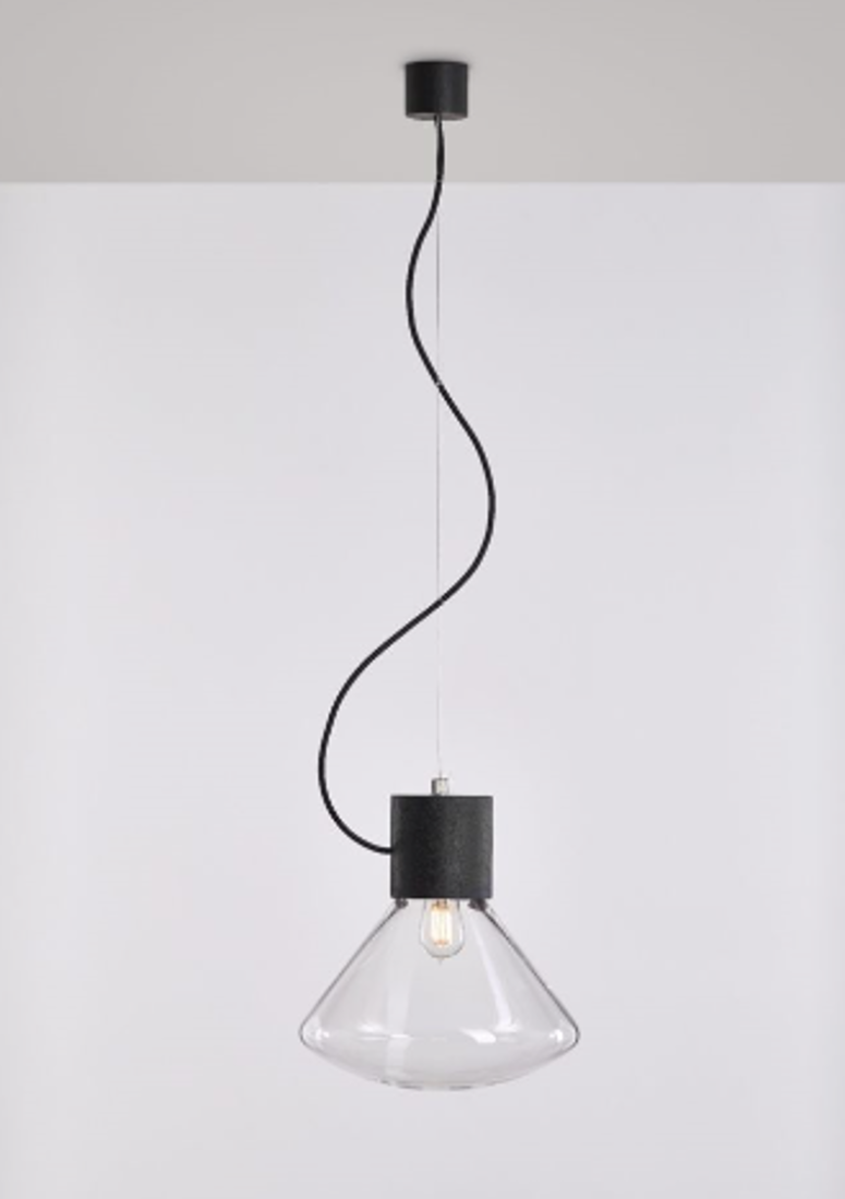 Picture of MUFFINS CEILING LAMP 53X47 cm WOOD 03B