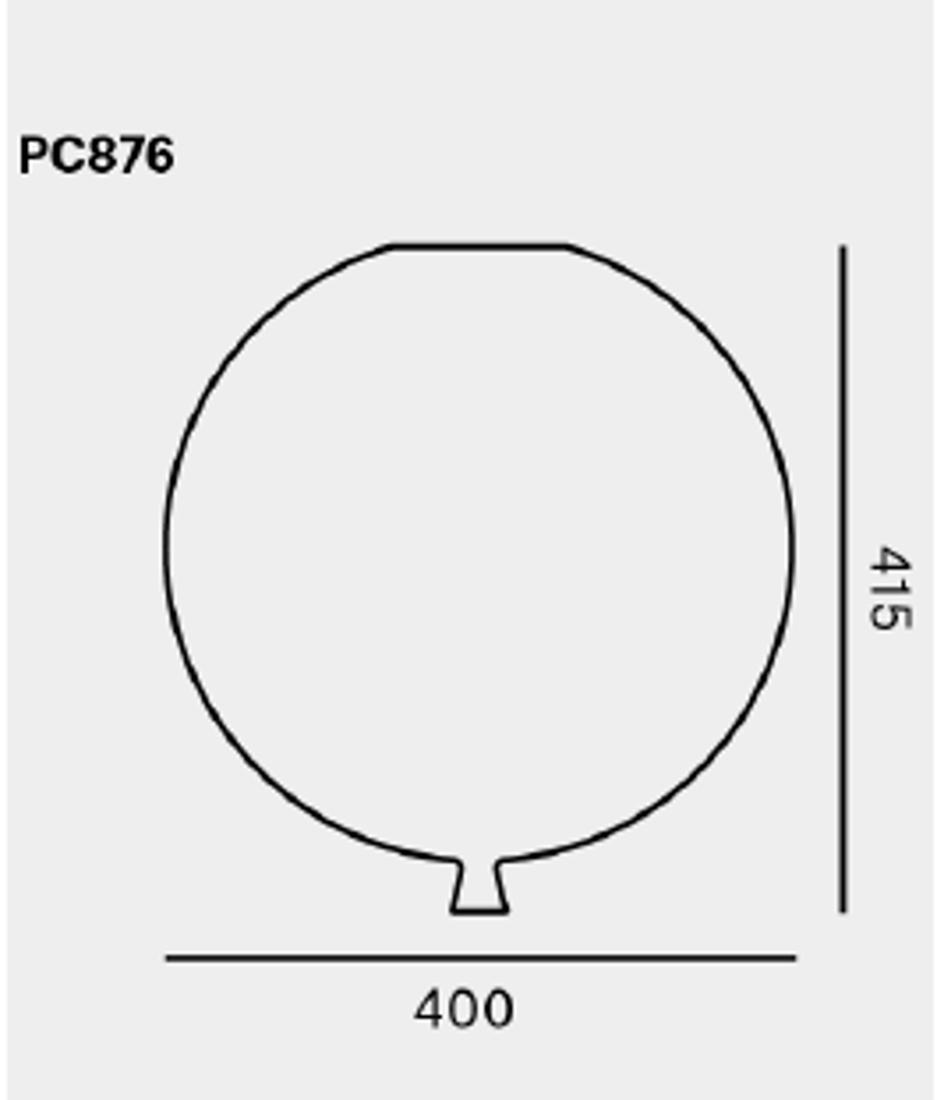 Picture of MEMORY PLAFONSKA LAMPA 40X41,5 cm