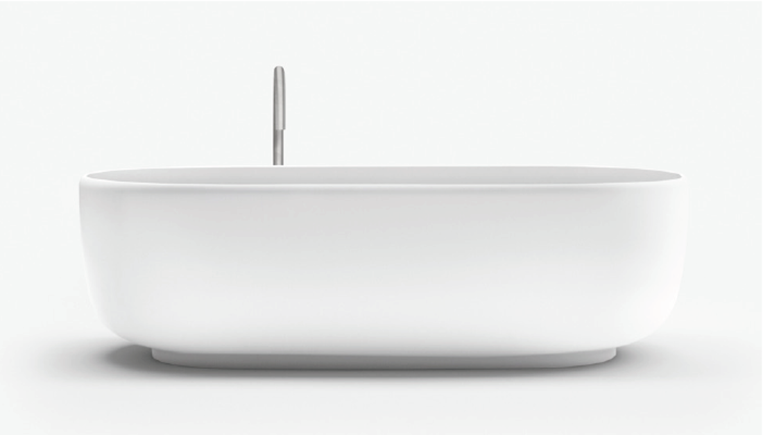 Picture of HOMEY FREESTANDING BATHTUB 170x77x h51 cm