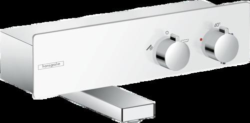 Picture of ShowerTablet 350 belo staklo  sa 2 funkcije