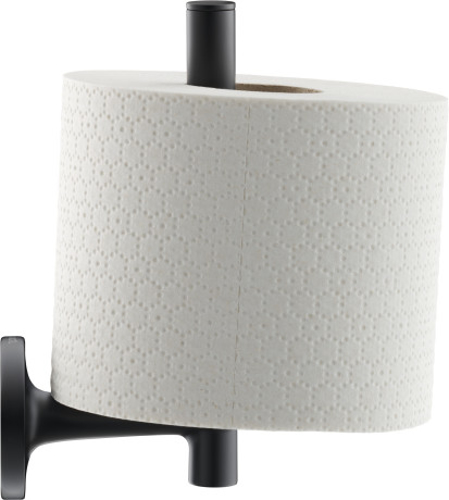 Picture of Starck T Spare toilet paper holder crna hrom