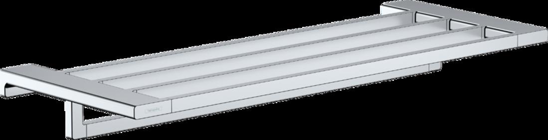 Picture of AddStoris stalak za peškire sa držačem za peškire 65cm hrom
