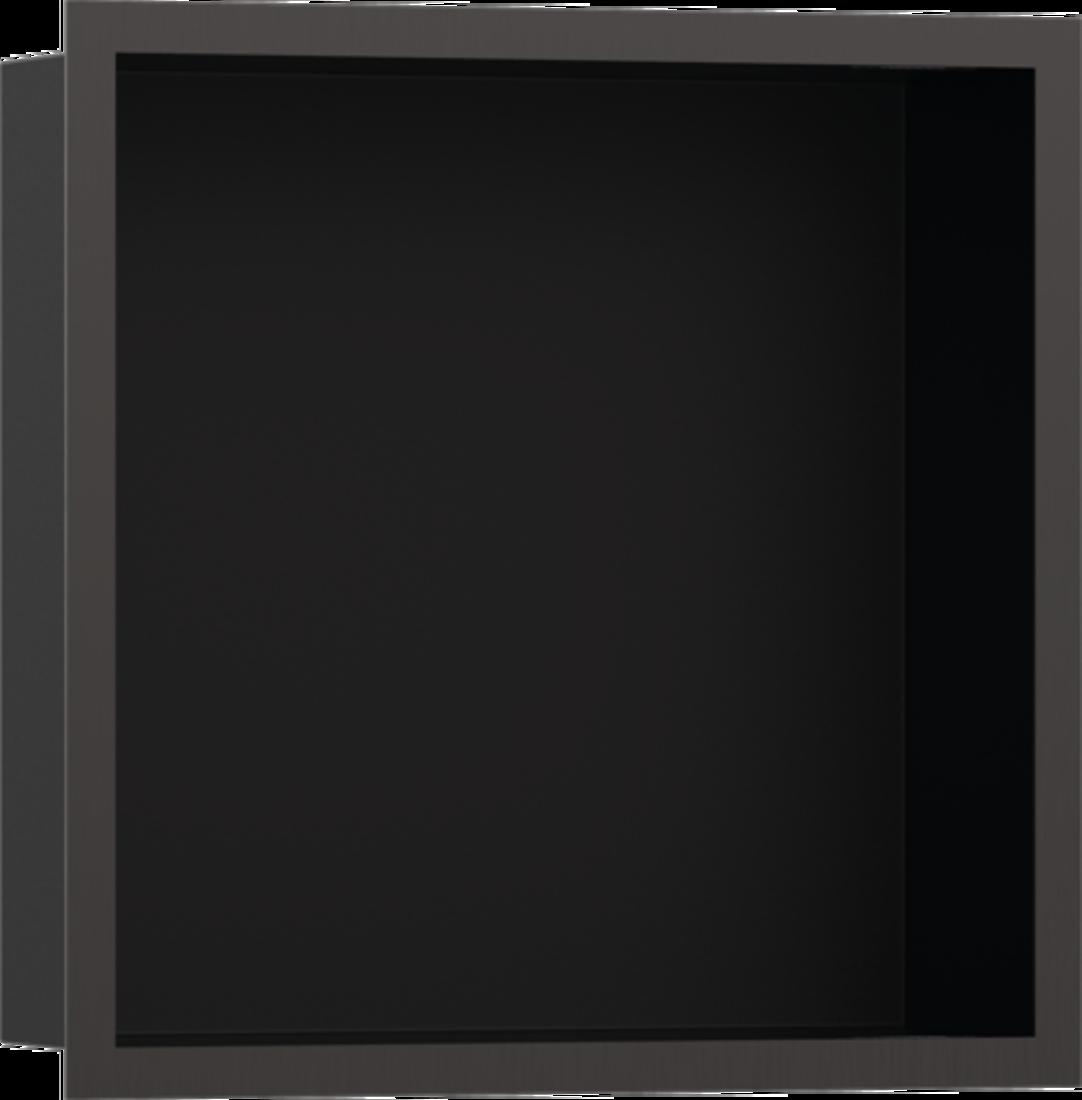 Picture of XtraStories Individual zidna niša u crnoj mat boji sa dizajniranim okvirom (mat crna)