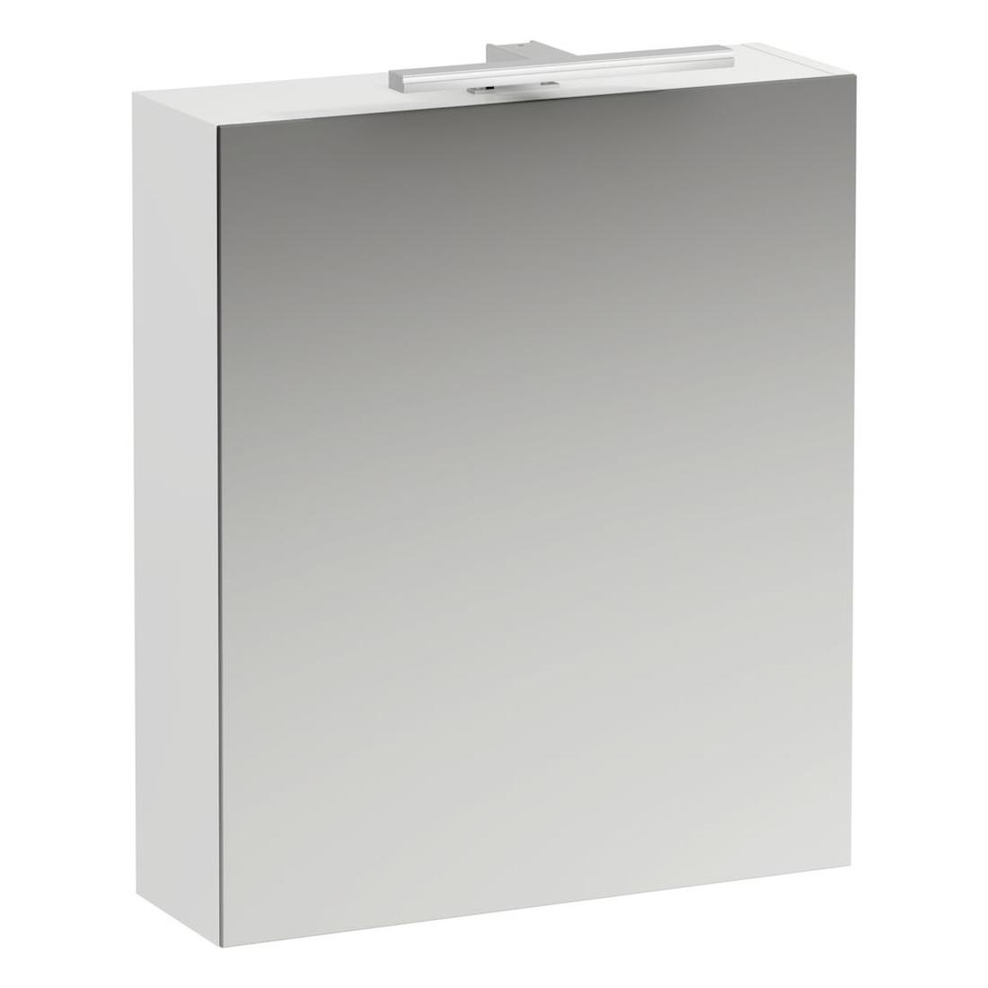 Picture of BASE ormarić sa ogledalom i LED rasvetom 60x70cm levi